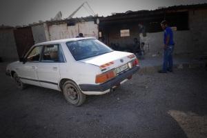 Muhammad's car