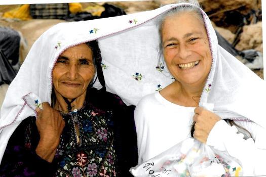 Hajje Sara and Erella 1